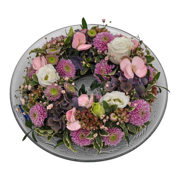 STRUB Blumenkränzli rosa