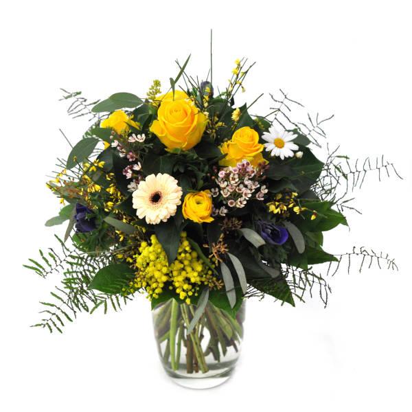 STRUB Blumenstrauss gelb