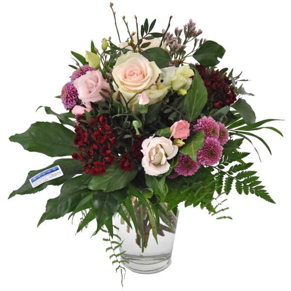 STRUB Blumenstrauss rosa