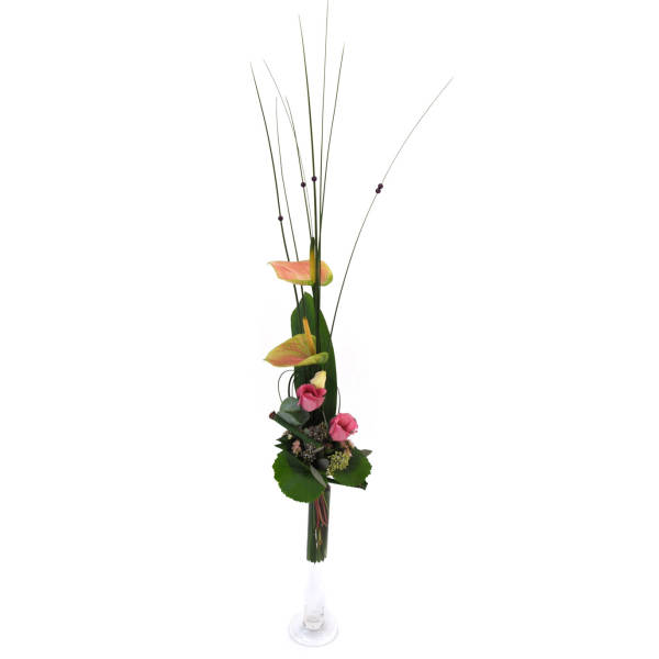STRUB Blumenstrauss rose
