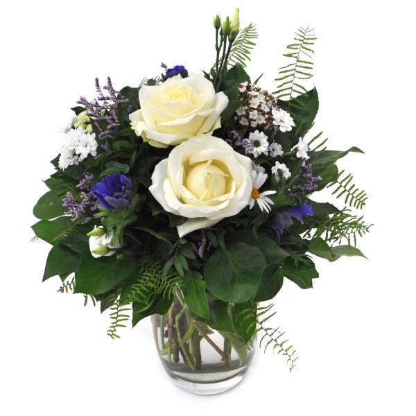 STRUB Blumenstrauss weiss