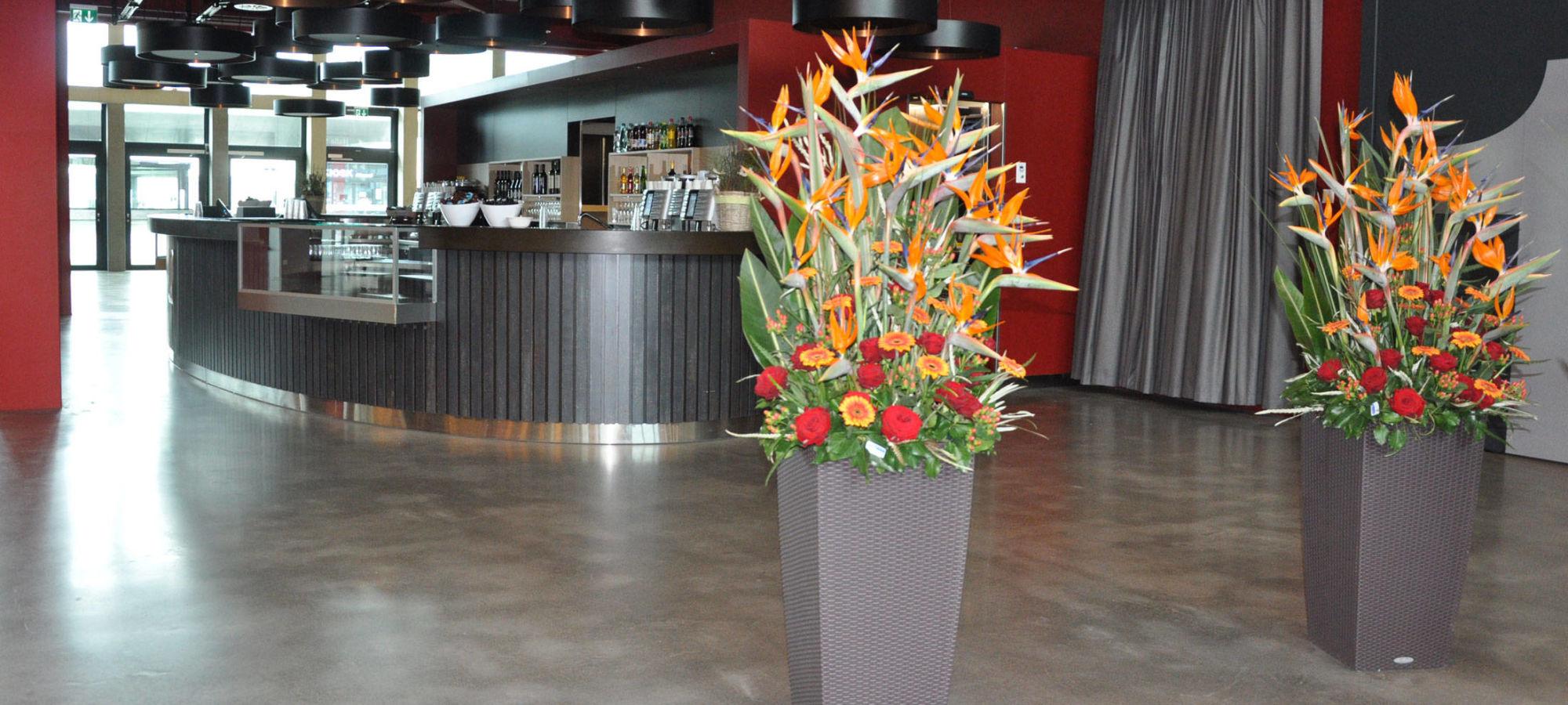 STRUB Blumen Dekoration
