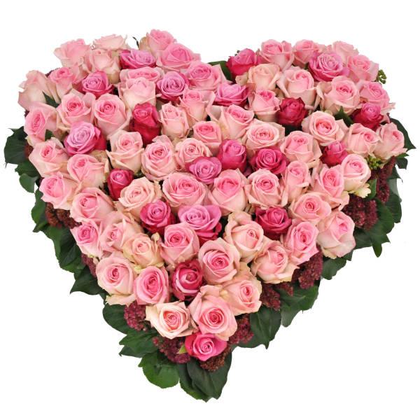 STRUB Formgesteck rosa Herz